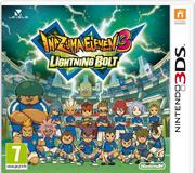 Inazuma Eleven 3 Lightning Bolt game box-art