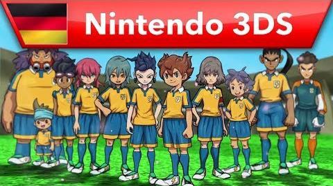Inazuma Eleven GO - Anstoß! (Nintendo 3DS)