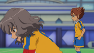 Shindou about to pass out GO 3 HQ