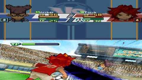 Inazuma Eleven 3 The Ogre Vac Attack