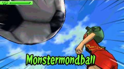 Inazuma Eleven GO - Monstermondball