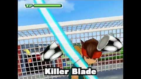Killer Blade Killer Blade ( キラーブレード ) Mannaia Micidiale