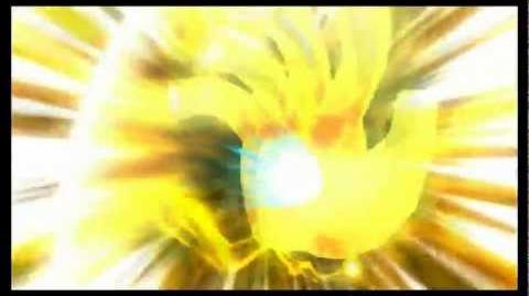 Inazuma Eleven Strikers - Omega the Hand
