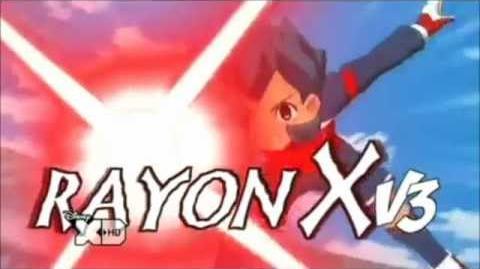 Inazuma Eleven Rayon X