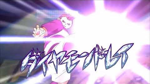 Inazuma Eleven Reloaded-Diamond Ray