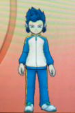 Tsurugi casual front full