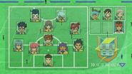 Raimon's formation GO 22