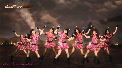 Berryz Kobo - Otakebi boy WAO! (Karaoke subs) Dance shot ver