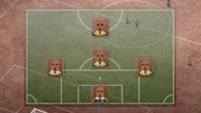 Haniwa's team formation HQ