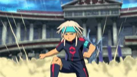 Inazuma Eleven Go Vs Danball Senki W Asterisk Rock
