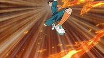 Arrêt Flamboyant Anime GO 6