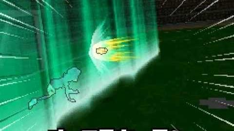 Inazuma Eleven 3 Sekai No Chosen The Ogre - Aurora Curtain