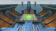 Shin Teikoku Gakuen stadium