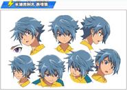 Hiura Expressions