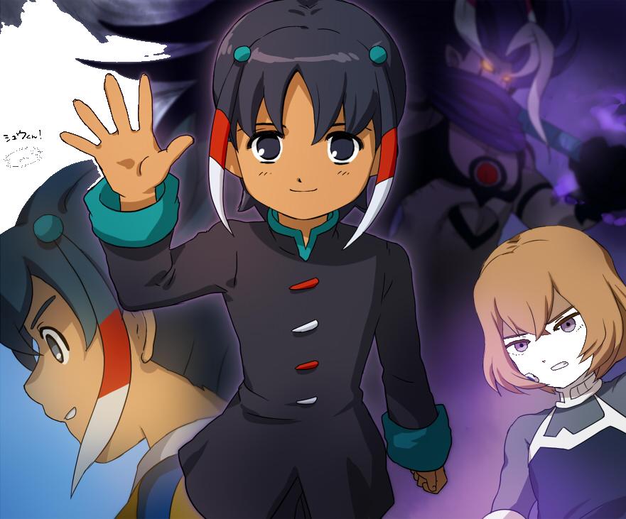 Image - Tenma Transparent.png   Wiki Inazuma Eleven