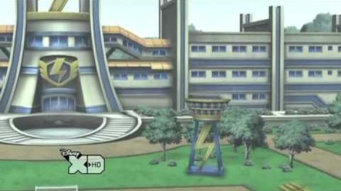Inazuma Eleven 64 le duel Raimon contre Raimon!!