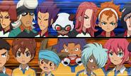 Raimon and Tengawara shocked GO 10