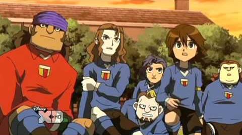 Inazuma Eleven 103 Le Match Décisif Approche La Décision de Paolo!