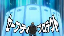 Arrêt de Sécurité Anime 5