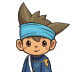 Shinsuke Raimon uniform CS