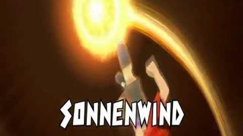 Sonnenwind German