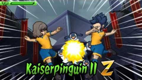 Inazuma Eleven GO - Kaiserpinguin II