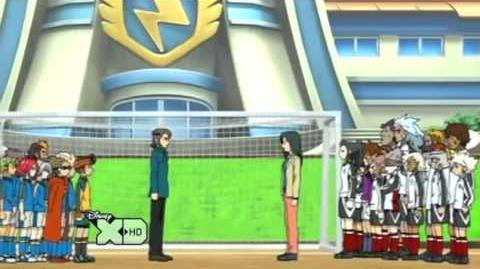 Inazuma Eleven épisode 76 VF