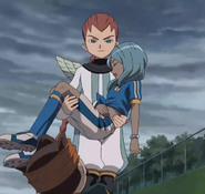 Sein carrying Rika