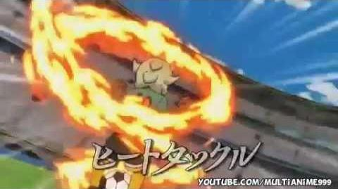 Inazuma Eleven - Heat Tackle