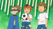 Kidou,Endou and Tachimukai IE 48 HQ