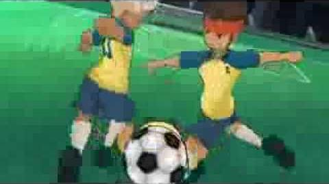 IE Go! Strikers 2013 - Inazuma 1gou Otoshi