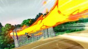 Inazuma Eleven GO Chrono Stone Hinawa Bullet HD