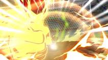 Poing de la Colère Anime 7