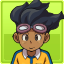Hamano's Raimon (GO) CS Sprite