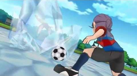 Inazuma Eleven 3 Online-Snow Angel