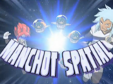 Manchot Spatial