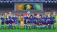 Chikyuu wo Kick! Ep.35-39