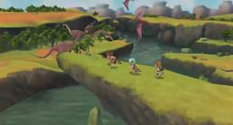 Chrono Stone Game - Jurassic Era