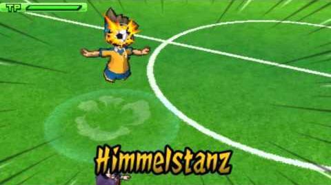 Inazuma Eleven GO - Himmelstanz