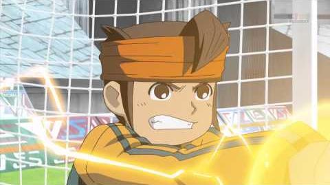 Inazuma Eleven (イナズマイレブン) Reflect Buster