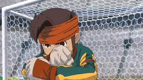 Inazuma Eleven - God Catch (Endou Mamorou)