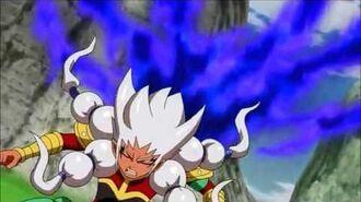 Inazuma Eleven Go 2 Chrono Stone - Gouriki no Genbu HD