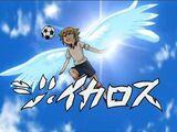 Vlucht van Icarus