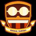 Comical Megane emblem