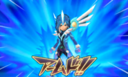 Choujin Falco Armed