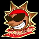 Sun Tans emblem