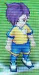 Minamisawa Soccer Uniform Front Sprite GO