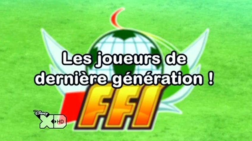Inazuma Eleven117 FR! Les joueurs de dernière génération!
