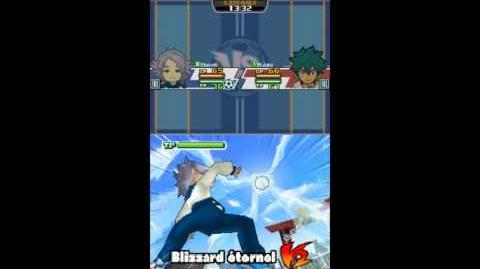 Inazuma Eleven Blizzard Eternel V2