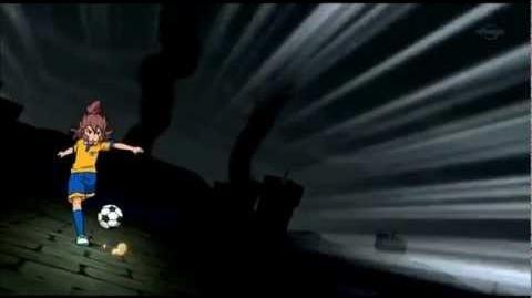 Inazuma Eleven GO Chrono Stone - Setsuna Boost VS Keeper Command 07